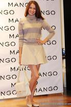 Autum Cashmere sweater - Zac Posen bag - Club Monaco skirt