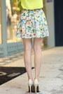 Shinning-skirt