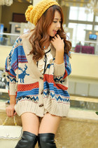 Fashiontrend-cardigan