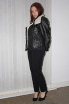 H&M jacket - Gap pants