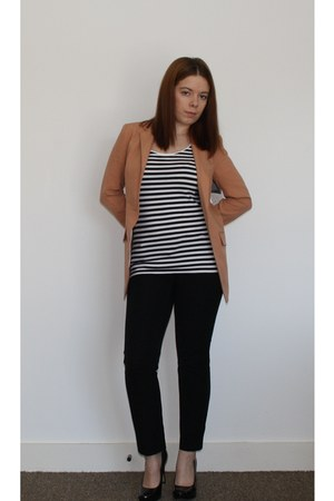 asos shoes - H&M jacket - H&M t-shirt - Gap pants