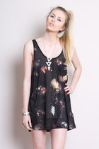 galaxy print Insight dress - Yayer dress