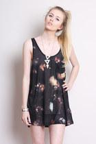 galaxy print Insight dress - Yayer dress