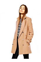 YOINS Duffel Coat with Double Breast