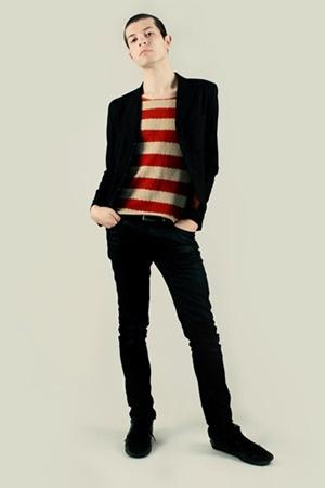 Npfeel jacket - Npfeel sweater - Zara pants