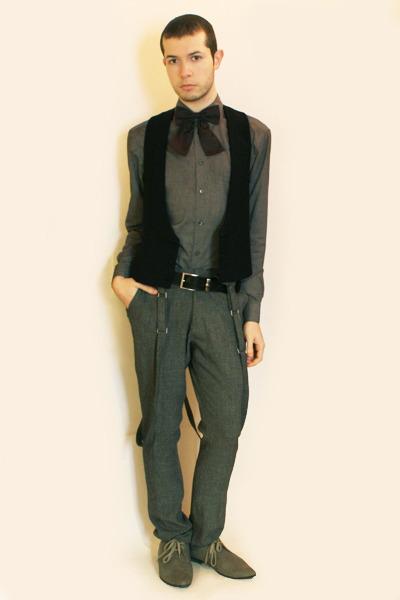 Gray Shirt Gray H&m Shirt Gray H&m