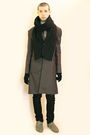 Gray-hanjiro-shirt-black-deepstyle-scarf-gray-h-m-coat-black-zara-pants-
