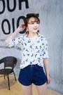 Xqn-blouse