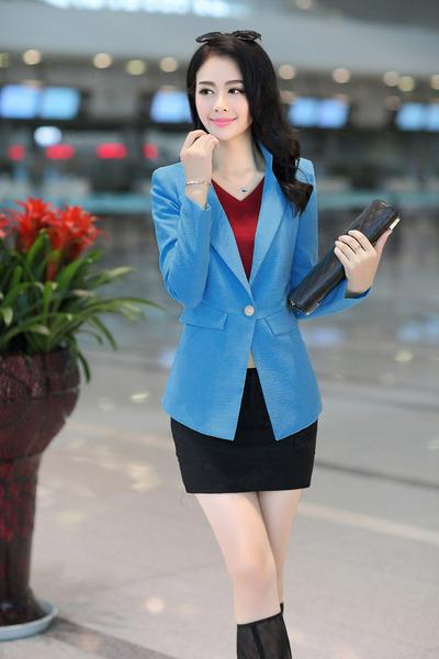 Han Jin Yi jacket