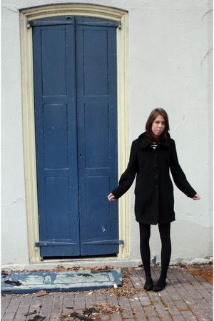 black Forever 21 coat
