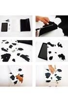cow DIY bag
