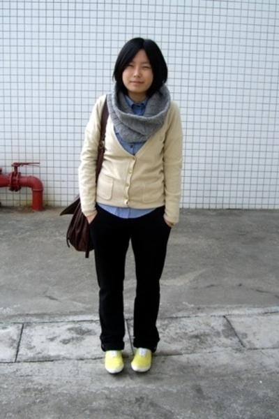 twopercent scarf - lisamina - NANING9 shirt -  pants -  - bambini