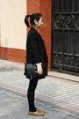 Black-cotton-on-leggings-black-h-m-blazer-black-rubi-bag-tan-tweed-j2p-sho