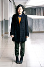 Black-zara-coat-tawny-jaket-sweater-navy-chapel-shirt-brown-snakeskin-mang