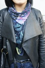 Navy-dizen-jeans-black-leather-jacket-dark-gray-banana-republic-sweater-de