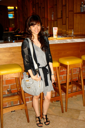 Zara dress - RuMod - Charles & Keith - Charles & Keith shoes