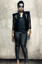 KMitsuyo blazer - soon loon jeans