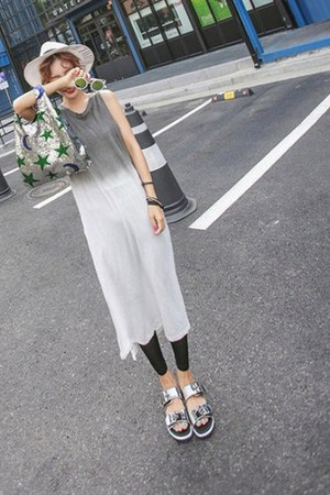 gray PPGIRL dress