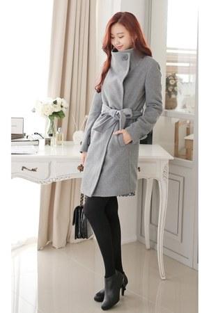 single-breasted Styleberry coat
