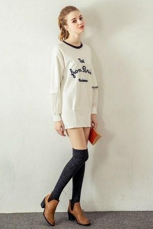 white Tokyo Fashion top
