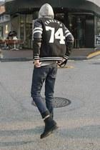 black GERIO jacket
