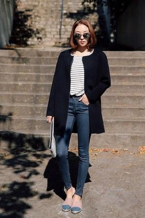 black Seoul Fashion jacket