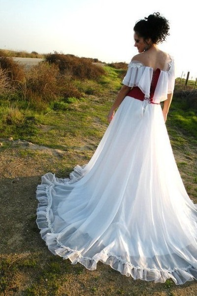 Wedding Dresses Wedding Dresses on Wedding Dress Thrifted Vintage Dresses    Vintage  By Yessicamacias
