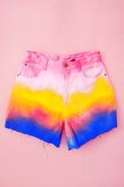 denim I dont know shorts
