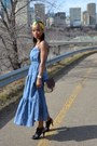 Sky-blue-denim-gap-dress