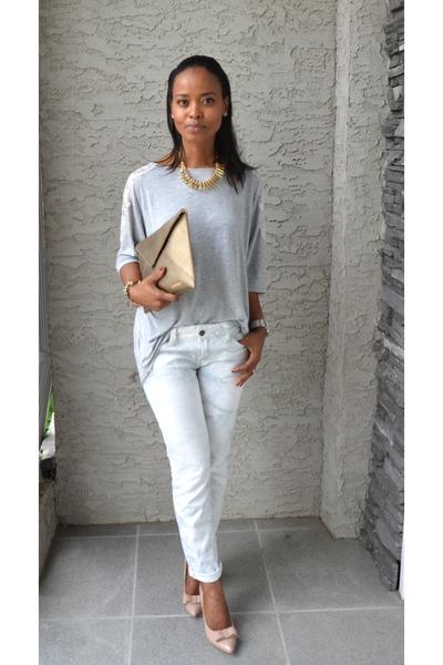 silver Sportsgirl shirt