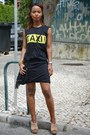 Black-zara-skirt-black-zara-t-shirt