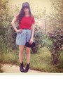 Shoes-vintage-sweater-h-m-skirt