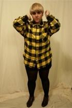 shirt - skirt - life stride boots