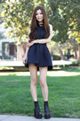 Black-jeffery-campbell-boots-black-morphologie-dress
