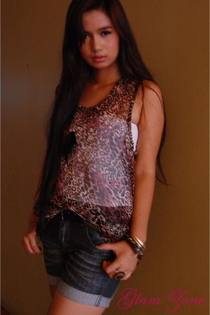 Glam Zone blouse