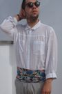 H-m-shirt-h-m-pants-cummerbund-vintage-accessories-onitsuka-tiger-shoes-