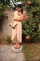 WAGW bag - Tutum sandals - pinkaholic romper - Forever 21 belt
