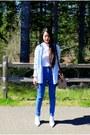Blue-high-rise-bdg-jeans-call-it-spring-bag-white-aldo-wedges