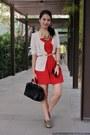 Gold-sm-accessories-necklace-red-forever-21-dress-black-primadonna-bag
