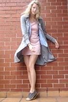coat - dress - vest