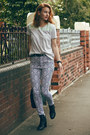 Cheap-monday-boots-neuw-jeans-cos-t-shirt