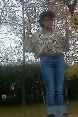 sky blue joe fresh style jeans