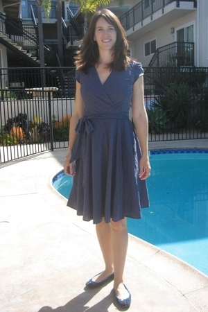 thrifted dress - Urban Outfitters shoes