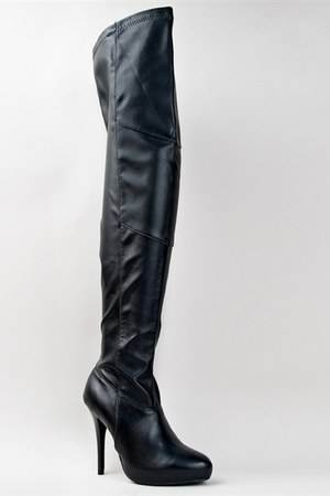 synthetic boots