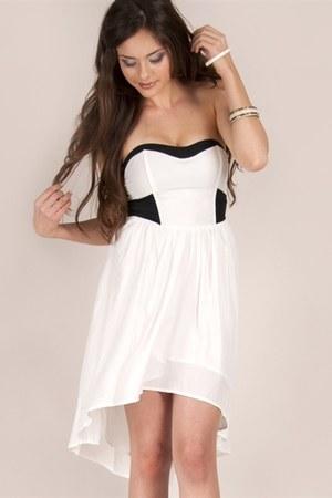 ivory Kiss Kouture dress