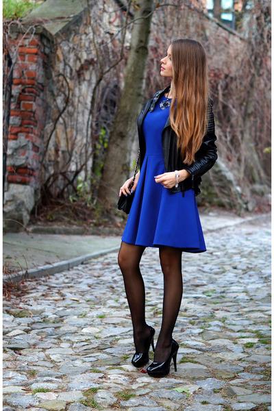 black romwe jacket