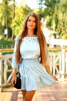 aquamarine zaful dress