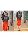 Chanel-bag-h-m-skirt-forever-21-top