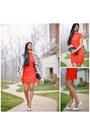 Only-21-sheinside-dress-asoscom-jacket-chanel-bag-asos-heels