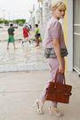 Pink-laysa-rosa-pants-pink-rr-shoes-shoes-brown-vintage-bag